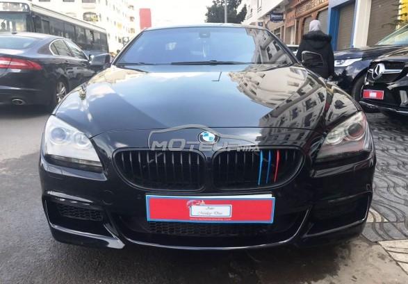 Voiture au Maroc BMW Serie 6 40i pack m - 150841