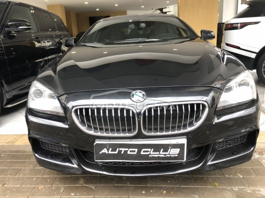 BMW Serie 6 640d pack m occasion 692205