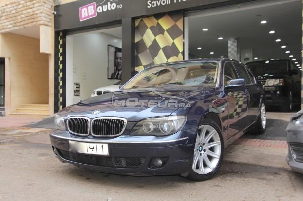 Voiture au Maroc BMW Serie 7 - 145103