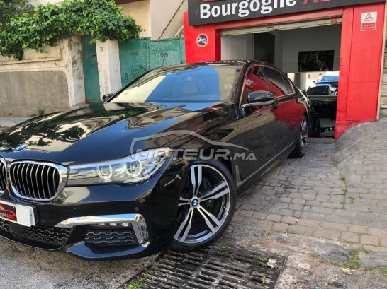 BMW Serie 7 occasion 727070