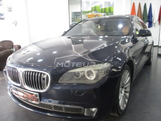BMW Serie 7 740d occasion 584913