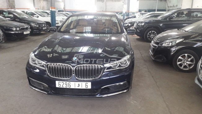 BMW Serie 7 730 ld exclusive line مستعملة