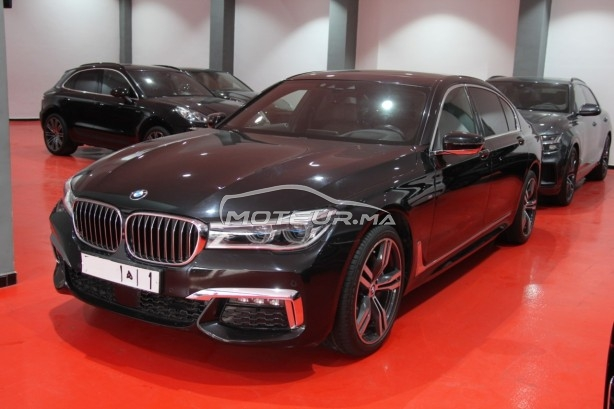 BMW Serie 7 740 ld occasion