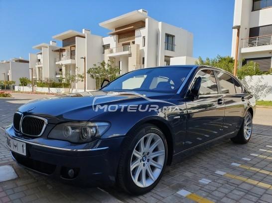 Voiture au Maroc BMW Serie 7 750li v8 367 ch - 285751