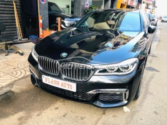 BMW Serie 7 Ld x-drive occasion 646736