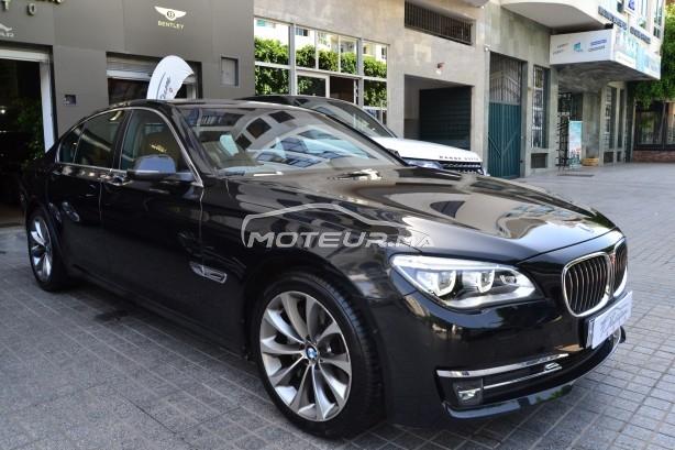 BMW Serie 7 730d مستعملة