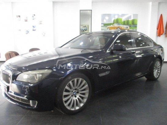 BMW Serie 7 740d occasion 584914