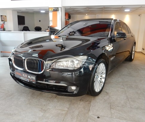 BMW Serie 7 Loungue v8 4.4 l de 407 ch occasion