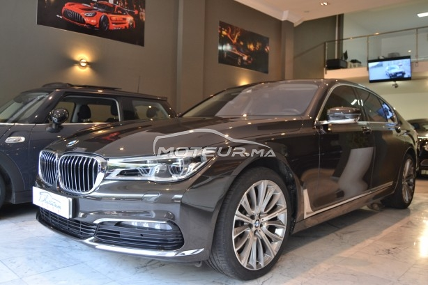 BMW Serie 7 730d occasion 805509