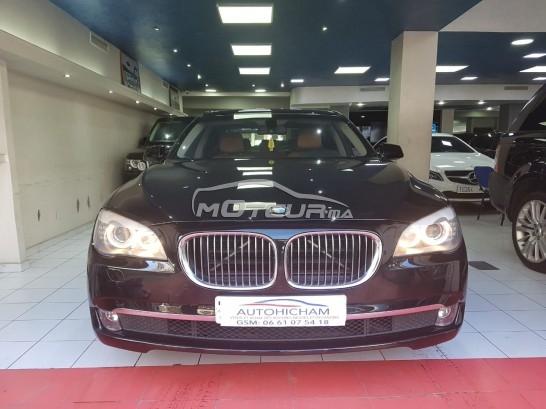 Voiture au Maroc BMW Serie 7 740d - 215174