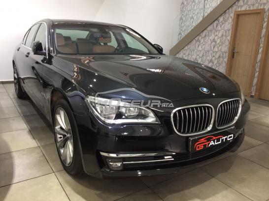 Voiture au Maroc BMW Serie 7 730d - 215292