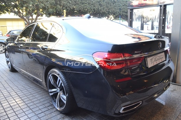 BMW Serie 7 740 ld xdrive occasion 909552
