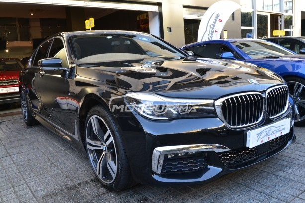 BMW Serie 7 740 ld xdrive occasion 909545