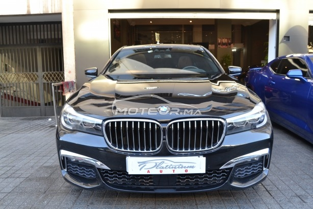 BMW Serie 7 740 ld xdrive occasion 909546