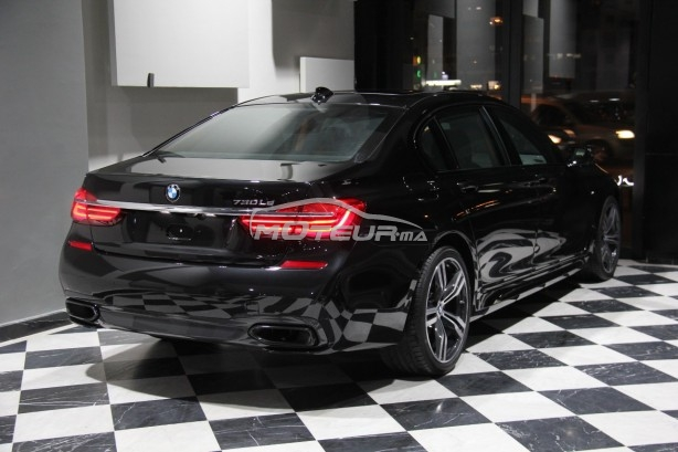 BMW Serie 7 Bmw 7.30 ld pack m occasion 531667