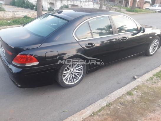Voiture au Maroc BMW Serie 7 - 200626
