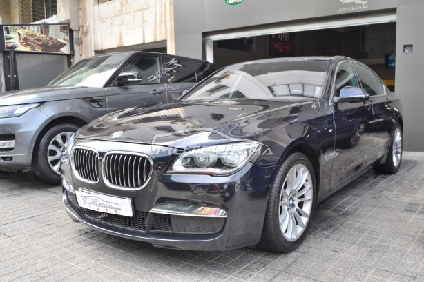 BMW Serie 7 730d occasion 1025878