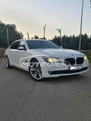 BMW Serie 7 Limousine diesel châssis long occasion