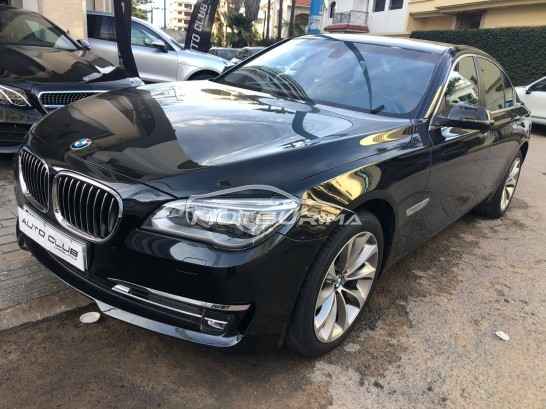 BMW Serie 7 730d occasion 879762