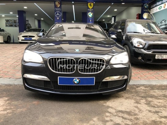 BMW Serie 7 730 ld pack m occasion