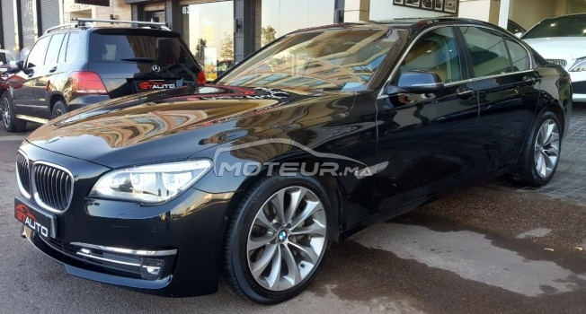 BMW Serie 7 730d occasion