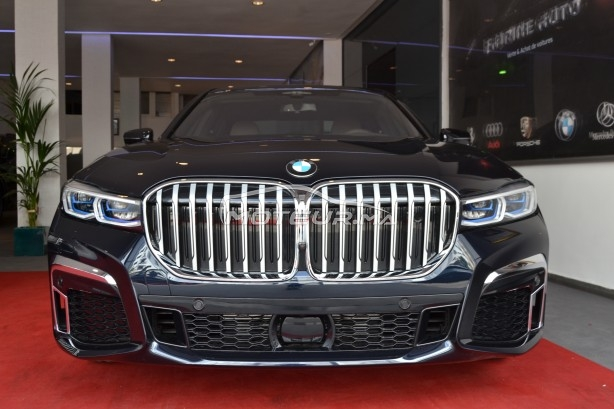 BMW Serie 7 730ld occasion