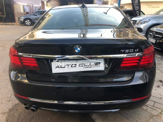 BMW Serie 7 730d occasion 879755