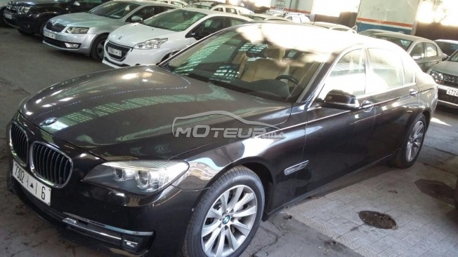 Voiture au Maroc BMW Serie 7 730 ld exclusive line - 200754