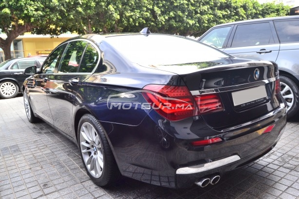 BMW Serie 7 730d occasion 1025881