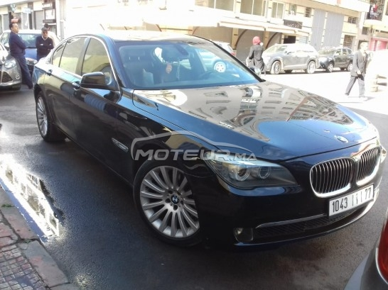 سيارة في المغرب BMW Serie 7 - 272015