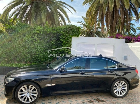 BMW Serie 7 740i exclusive avec options occasion