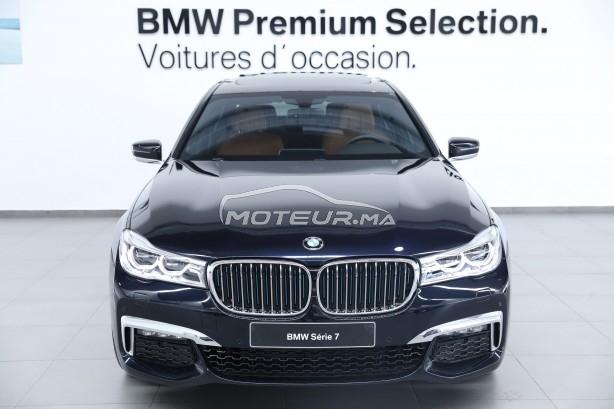 Voiture au Maroc BMW Serie 7 740e pack m - 327517