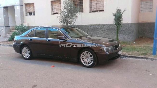 Voiture au Maroc BMW Serie 7 730d - 188127