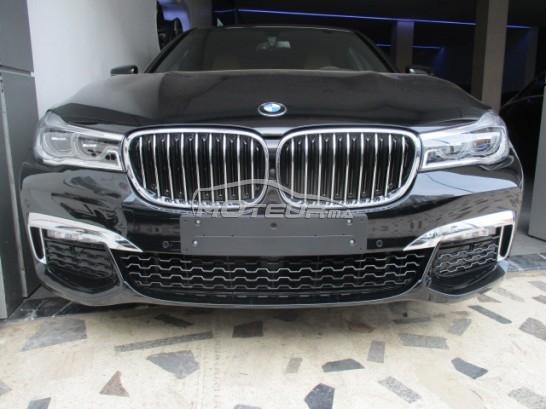 Voiture au Maroc BMW Serie 7 740d v6 pack m - 181654