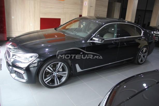 Voiture au Maroc BMW Serie 7 7.40 ld - 253948