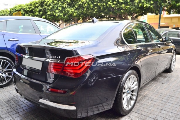 BMW Serie 7 730d occasion 1025879