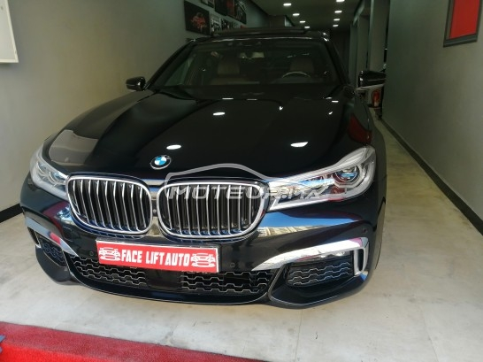 BMW Serie 7 740ld occasion