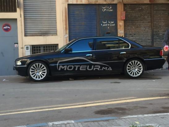 سيارة في المغرب بي ام دبليو سيريي 7 - 226391