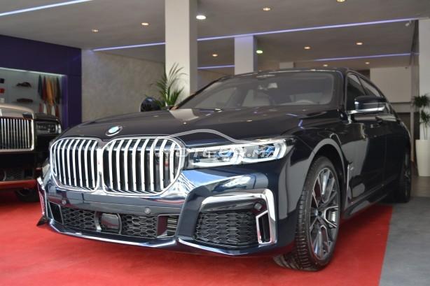 Voiture au Maroc BMW Serie 7 730ld - 281502