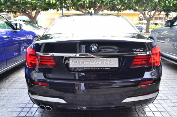 BMW Serie 7 730d occasion 1025880