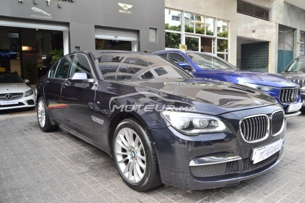 BMW Serie 7 730d occasion 1025884