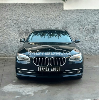 BMW Serie 7 730d exclusive- facelift مستعملة