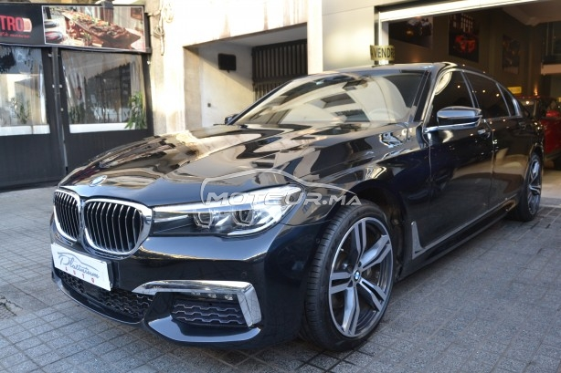 BMW Serie 7 740 ld xdrive occasion