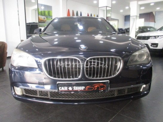 BMW Serie 7 740d occasion 584915