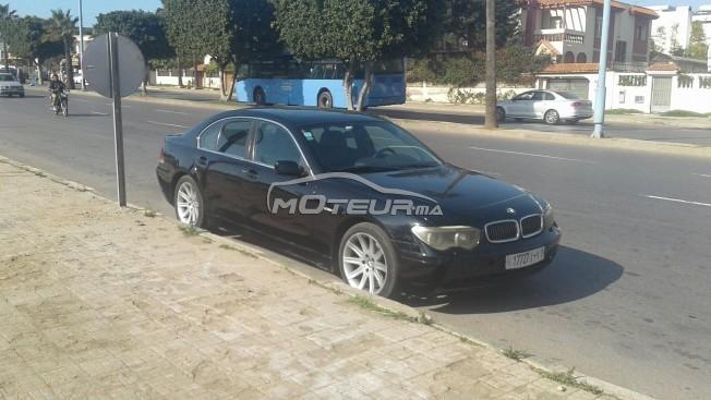 Voiture au Maroc BMW Serie 7 - 194668
