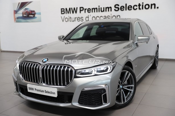 BMW Serie 7 730ld pack m occasion