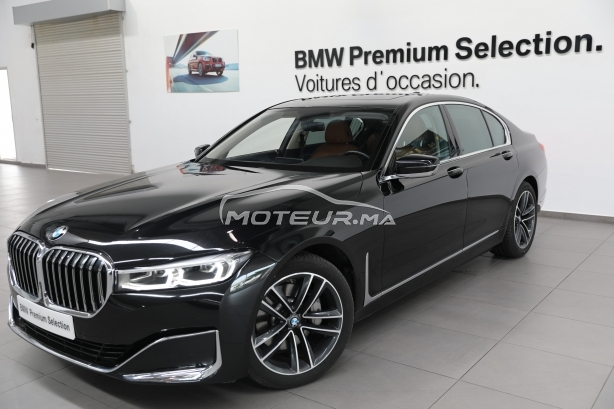 Voiture au Maroc BMW Serie 7 730d - 332637