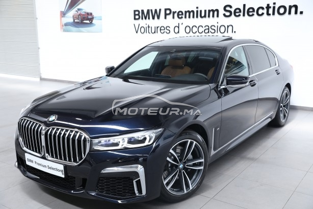 Voiture au Maroc BMW Serie 7 730ld pack m - 326233