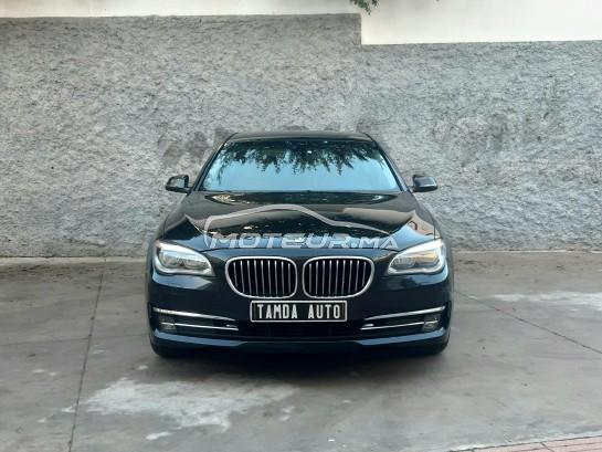 BMW Serie 7 730d exclusive مستعملة