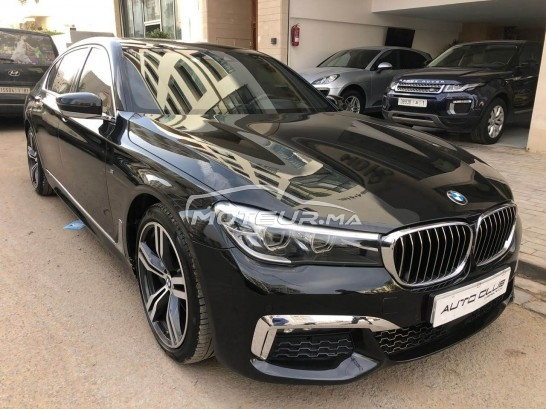 BMW Serie 7 740d occasion